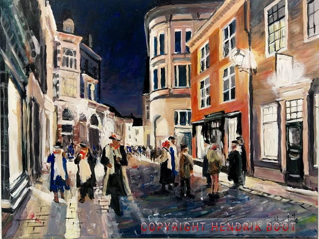 Schilderij Fortuinstraat