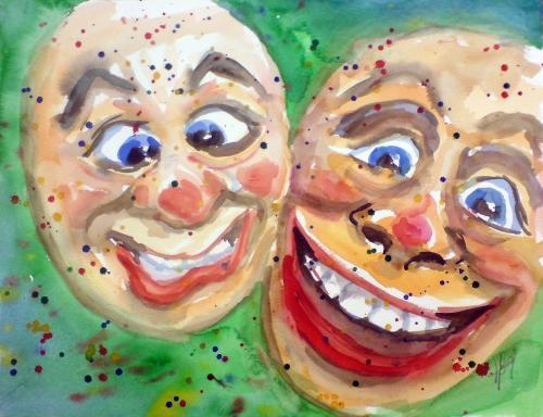 2 lachende koppen (Kopie)