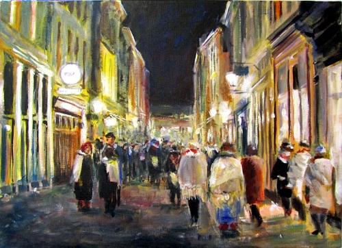 Fortuinstraat (geel)